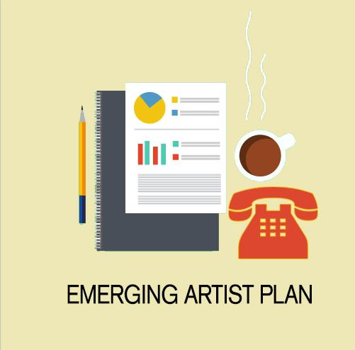 Emerging Artist Plan